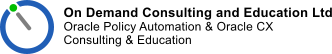 On Demand Consulting and Education Ltd